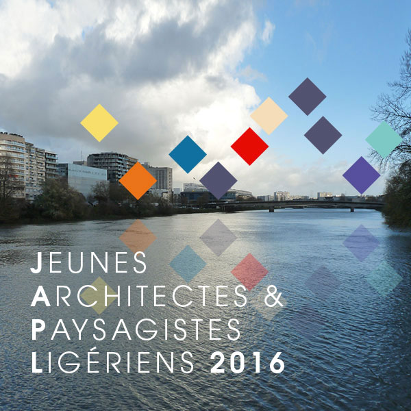 Jeune Architectes & Paysagistes Ligériens 2016
