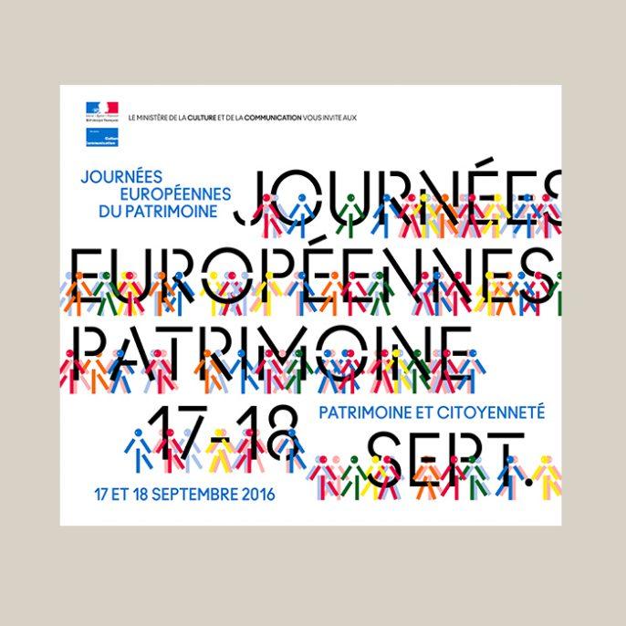 visuel Journées Européennes du Patrimoine