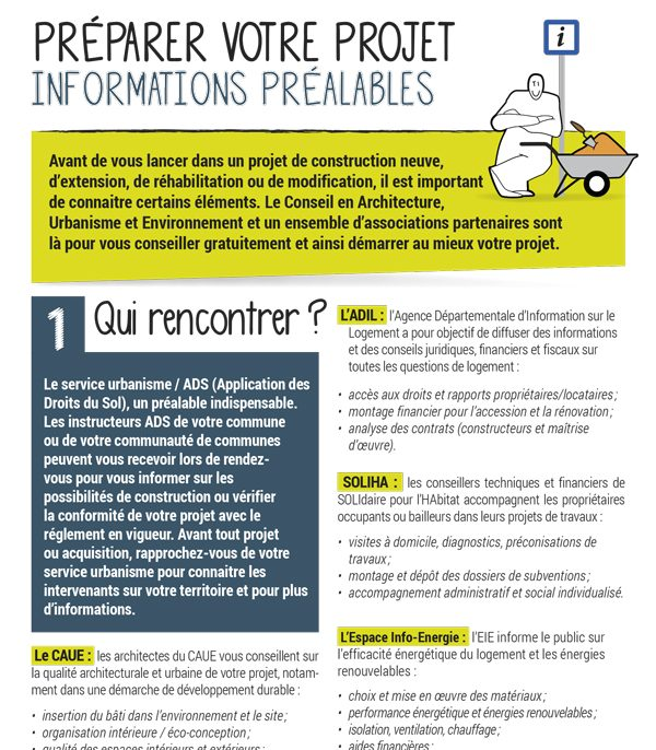 Fiche conseil : 01-informations-prealables