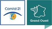 logo Comité 21 Grand Ouest