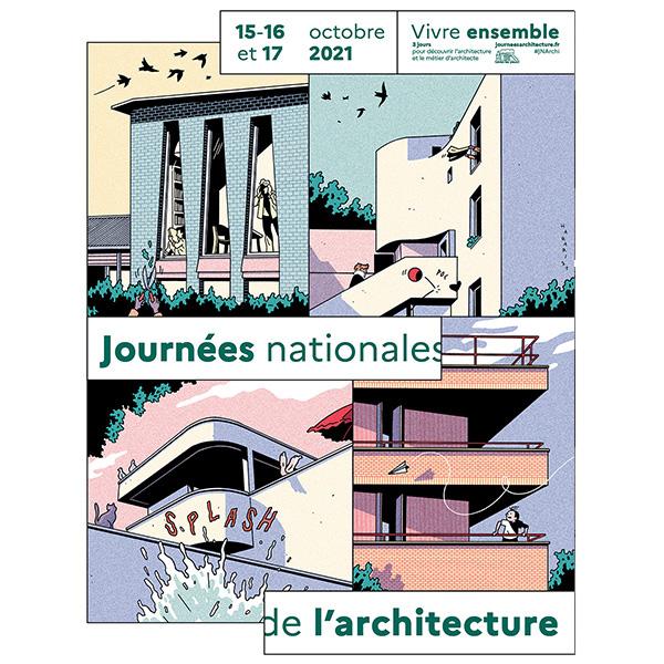 Vignette JNArchi 2021